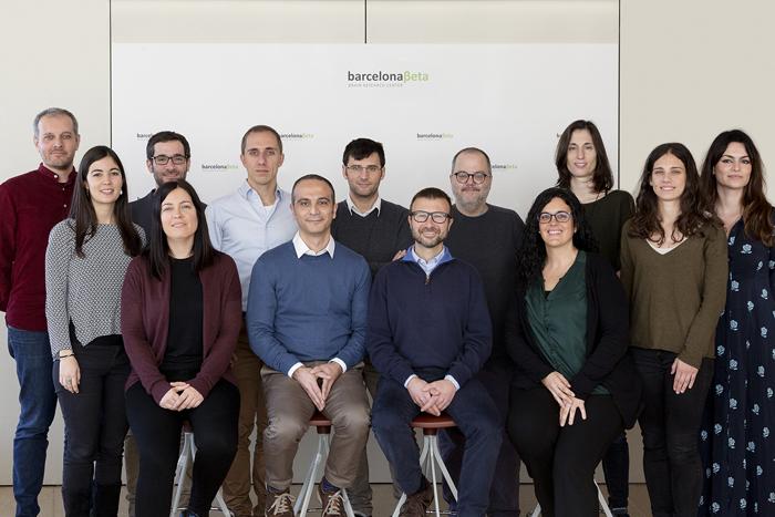 Foto grup Fisiologia de la cognició i prevenció de l'Alzheimer