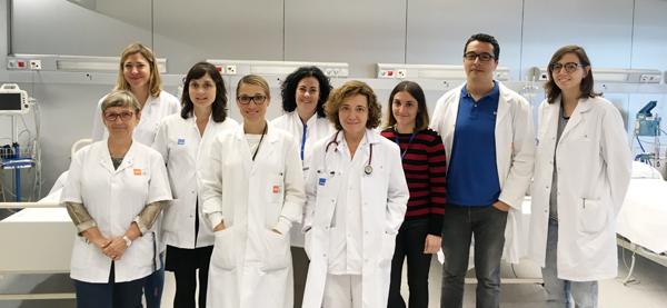 Foto Equipo ensayos clínicos
