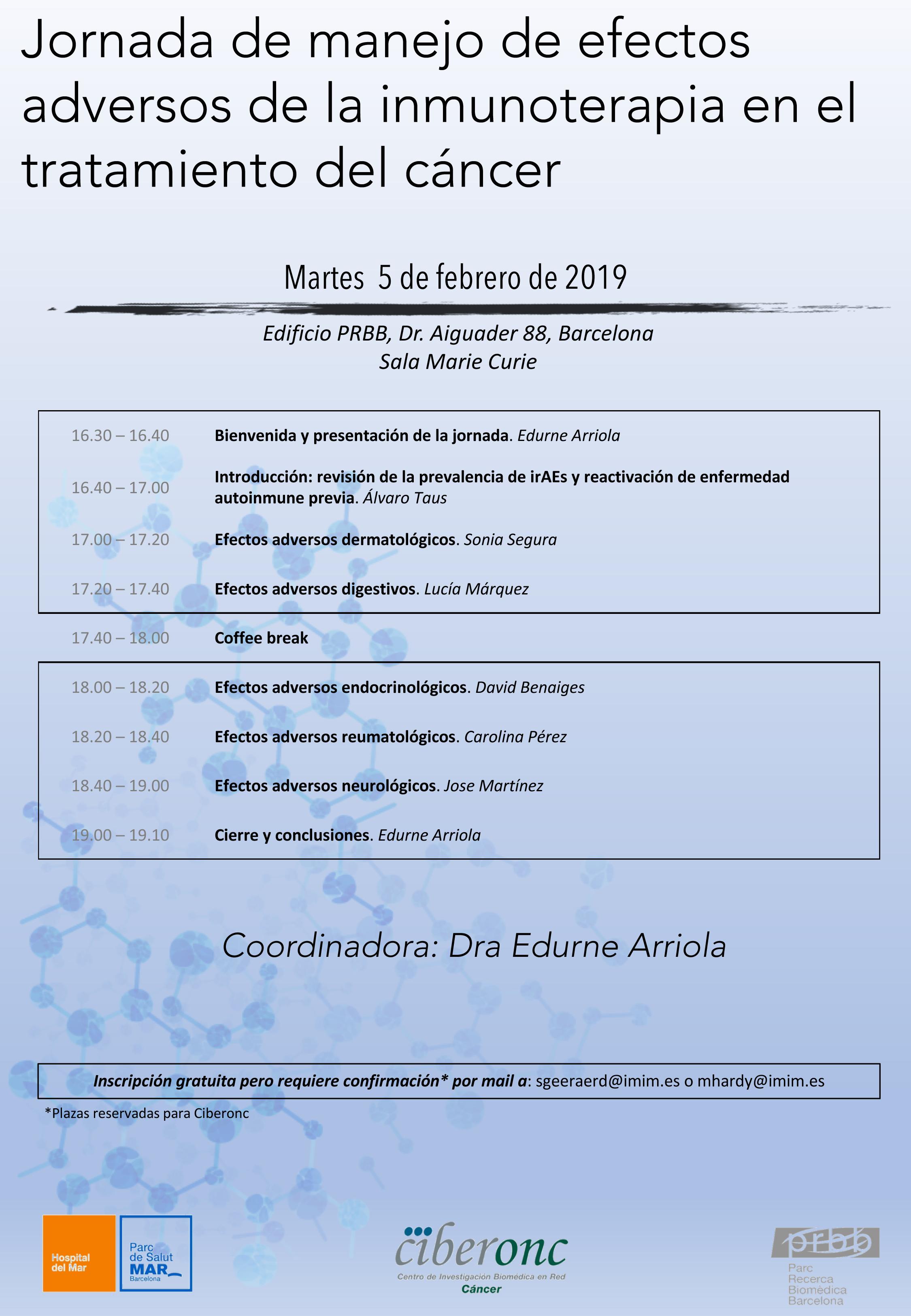 Programa jornada