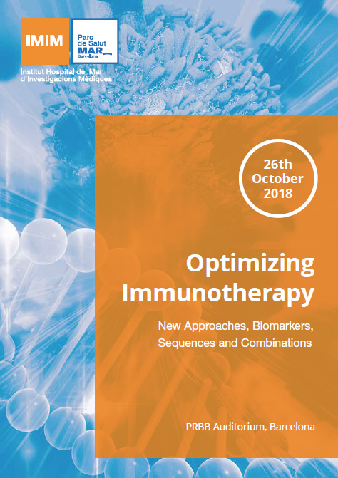 II Optimizing Immunotherapy New Approaches, Biomarkers, Sequences and Combinations