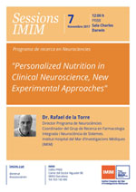 Personalized Nutrition in Clinical Neuroscience, New Experimental Approaches